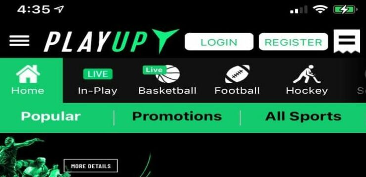 play up launch